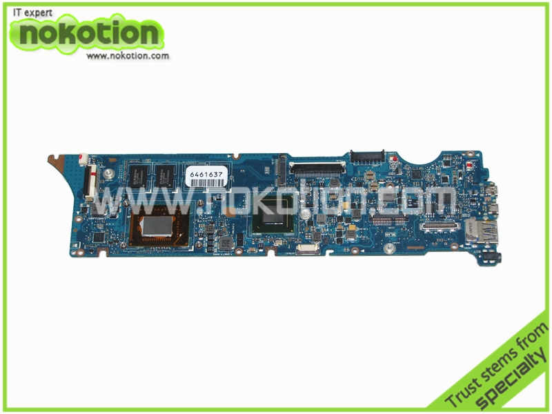 Main board For Asus Zenbook UX31E motherboard SR0D2 I7-2677 CPU onboard 100% tested