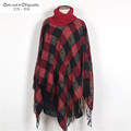 Wool Winter Scarf Women Scarves Love the graphics Blanket Long Cashmere Scarf shawls