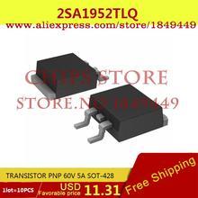 IC Integrated Circuit 2SA1952TLQ TRANSISTOR PNP 60V 5A SOT-428 A1952 2SA1952 1 - Chips Store store