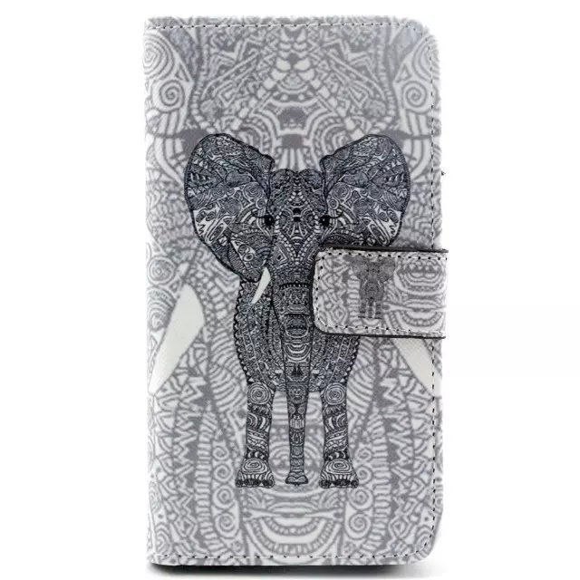 New Soft Silicone Cover Stand Wallet PU Leather Flip Case Alcatel One Touch POP C3 OT4033 4033D - Made In China Centre store