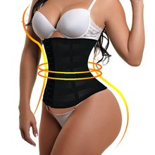 KSKshape Sport 4 spiral steel boned slimming belt slim waist trainer traning tummy body shaper shapewear corset