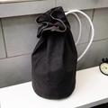 YISHIDUN High capacity luggage men drawstring travel bag backpack canvas bucket unisex Fashionable concise woman basketball
