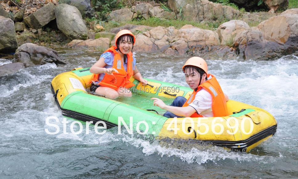 folding pvc inflatable boat with aluminum floor(China (Mainland))