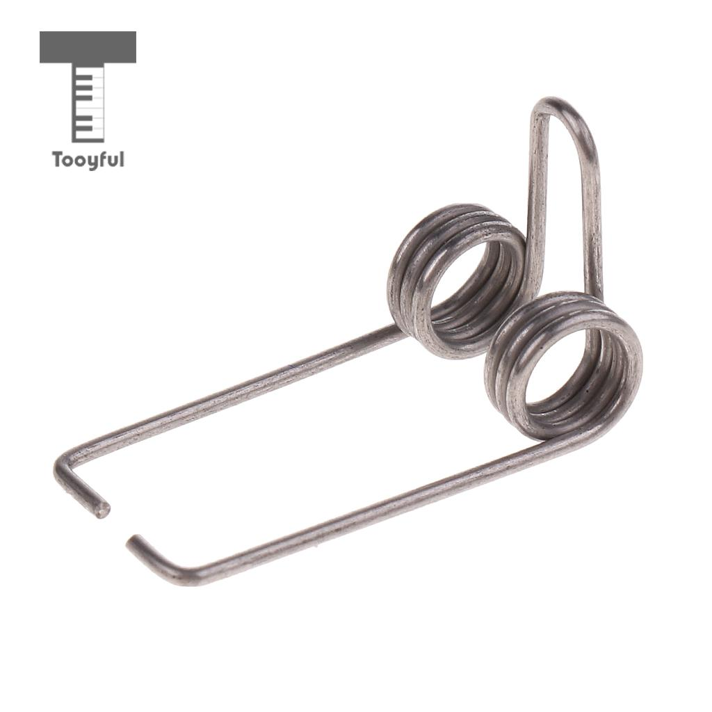 Tooyful Iron Trumpet Water Key Spring Trombone Alto Horn Valve Spring Trumpet Replacement Parts