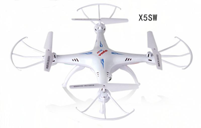 Free Shipping!Syma X5SW Explorers-II FPV 2.4G 50M RC Drone Quadcopter 2.0MP