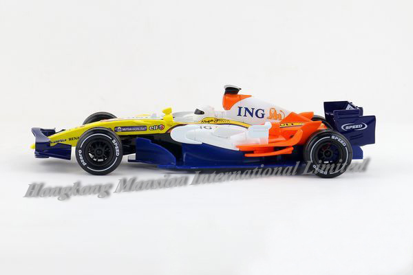 132 Car Model For Renault R28 F1 Racing (8)