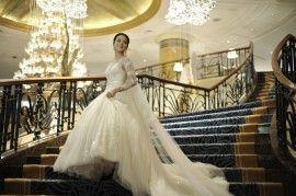 Свадебные платья noiva спинки чисто кружева свадебные платья крытая кнопка элегантный ...