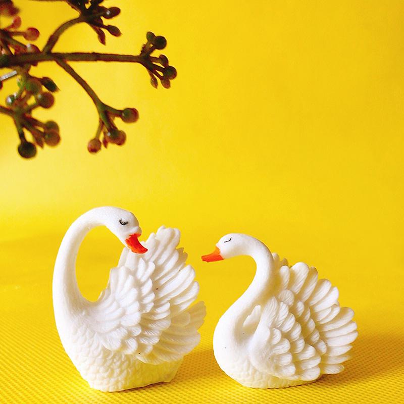 satz Miniatur Huhn Figuren Harz Hahn Tier Mini Fee Garten 10 Teile