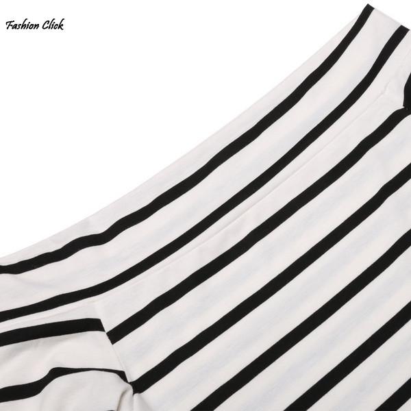 2 Peça Set Mulheres Conjunto de Duas Peças Fora Do Ombro Listrado Topos de Culturas e de Cintura Alta Vestido de Bola do Tutu Outono Conjuntos de Saia Longa E Top 4S