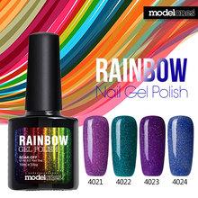2016 Fashion Neon Nail Gel Polish Soak Off UV Colorful Nail Colors Art For Long-lasting Gel(China (Mainland))