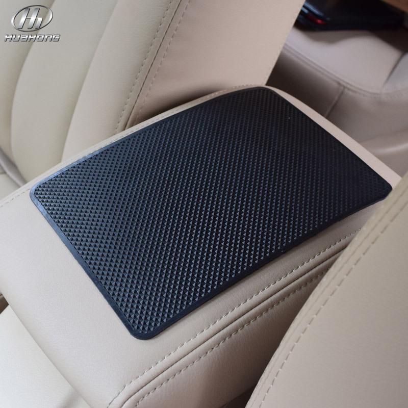 Car anti slip mat Dashboard Mobile phone pad accessories,suitable for KIA RIO K2 for Focus Kuga Ecosport(China (Mainland))