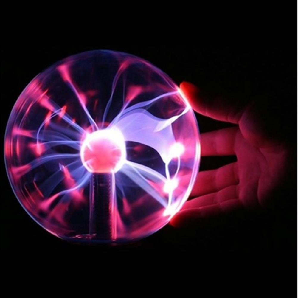 "New 3"" USB Plasma Ball Sphere Light Magic Crystal And holiday Lamp(China (Mainland))"