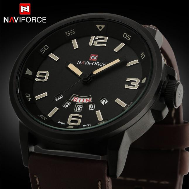 2016 New Luxury Brand fashion Business Quartz watch Men sport Watches Military Watches Men Corium Le
