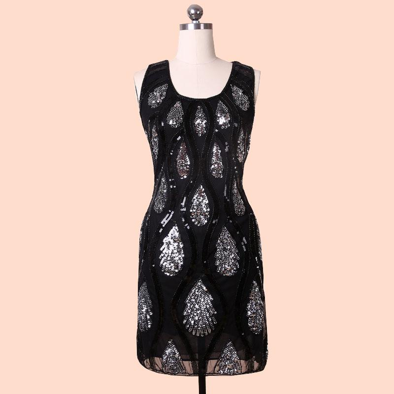 Nuevo BINGBING brillante lentejuelas brillantes del vestido del consumidor delgada para mujer de alto grado vestidos vestidos para el partido KR3006(China (Mainland))