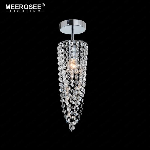 Pequeñas lámparas de cristal pasillo pasillo de mini cristal de la ...