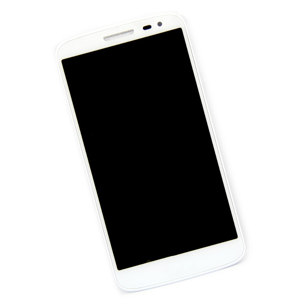 1PC /Lot Free Tools+LCD Display +Touch Screen+Frame Assembly Digitizer White Color For LG  Mini D620 D618