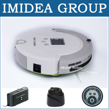 5 In 1 Multifunctional Floor Cleaning Robot For Carpet & Hardwood Floor, Self Charging,Scheduled,2pcs Virtual Wall,Avoid Bumping