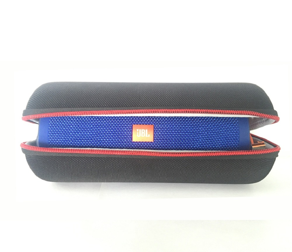 New Arrival EVA Hard Case Travel Carrying Storage Bag For JBL Charge 3 Waterproof Portable Wireless Bluetooth Speaker(China (Mainland))