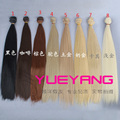 2016 New Lengthy Straight Wigs 35*100cm / DIY Hair Excessive-temperature Wire Handmade Wig Equipment for BJD SD Barbie Kurhn Doll