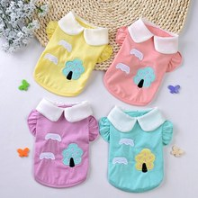 Buy pet dog clothes small dogs Summer clothes chihuahua puppy clothing T shirt winter warm vest Printed ropa para perros for $2.44 in AliExpress store