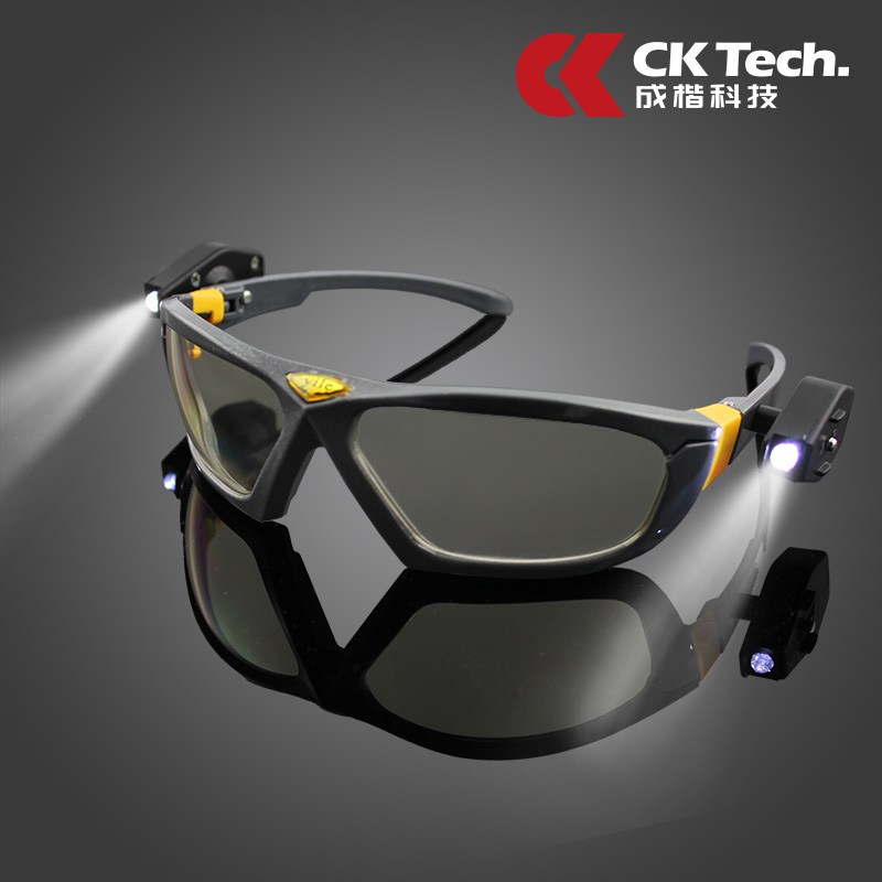 With light goggles multifunctional lamp protective glasses super-Luminescent night ride<br><br>Aliexpress