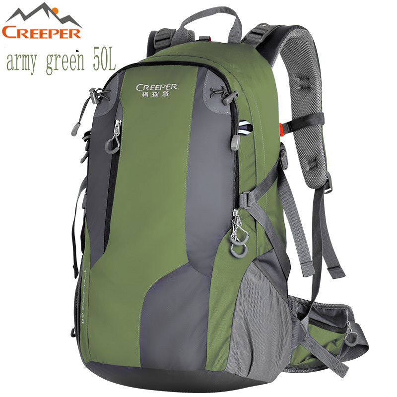 Brand Climbing Bag shoulder computer backpack men's travel bags outdoor hiking camping package women casual sport bag waterproof - jiajia Outdoor Co., Ltd. store
