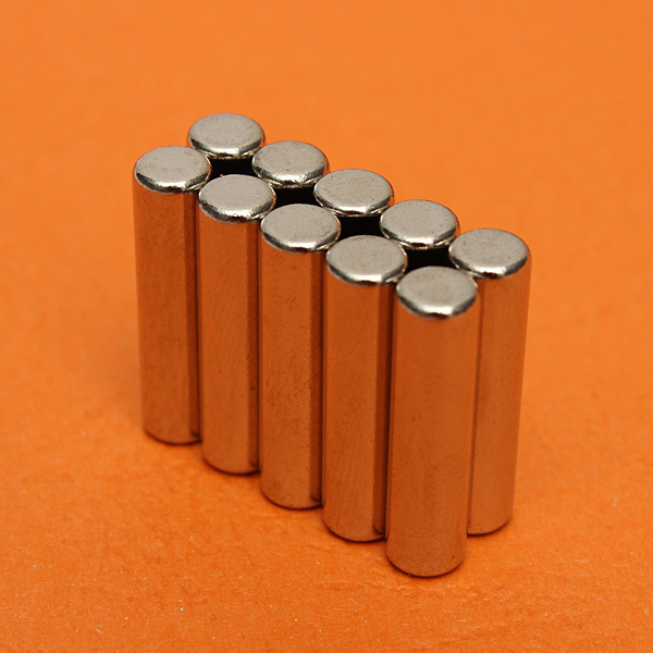 20pcs/Lot  _  N42 Cylinder Neodymium Rare Earth Magnets 5mm X 20mm<br><br>Aliexpress
