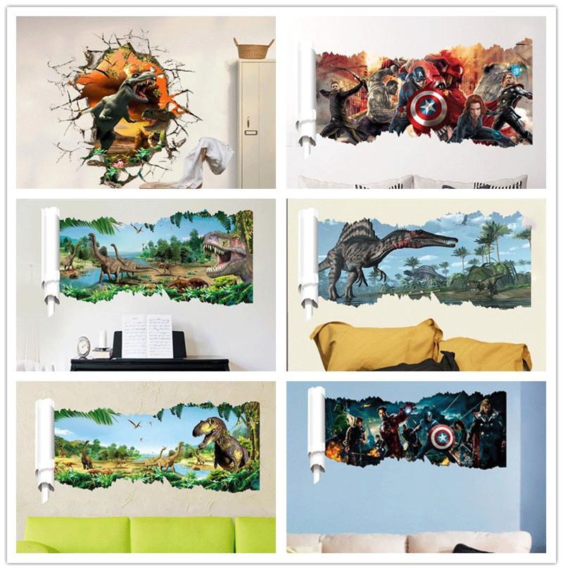 Online kopen wholesale dinosaurus decoraties uit china dinosaurus decoraties groothandel - Kind design kamer ...