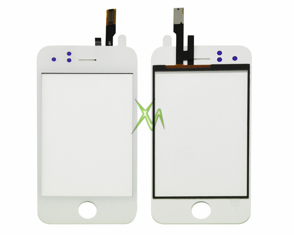 10pcs/lot for iphone 3G Touch Screen Digitizer Replacement free shipping(China (Mainland))
