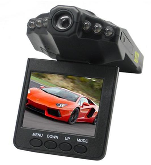 "Automobile Data Recorder Vehicle Accident 2.7"" Camera Auto DVR Video Recorder Car Blackbox FX(China (Mainland))"