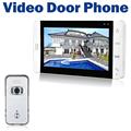 Wired Video Door Phone 7 LCD Monitor Touch Button 700TVL IR Camera Night Vision Doorbell Intercom