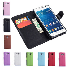 High Quality wallet Leather stand Case cover For Samsung Galaxy Grand Prime G530 G530H G5308W with credit card holder phone case(China (Mainland))