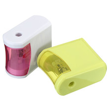 Modern Design Office Home School Desktop Automatic Electric Touch Switch Pencil Sharpener(China (Mainland))