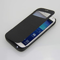 3200mah Portable Ultra Slim External Battery Charger Power Bank Protective Case cover for Samsung Galaxy S4