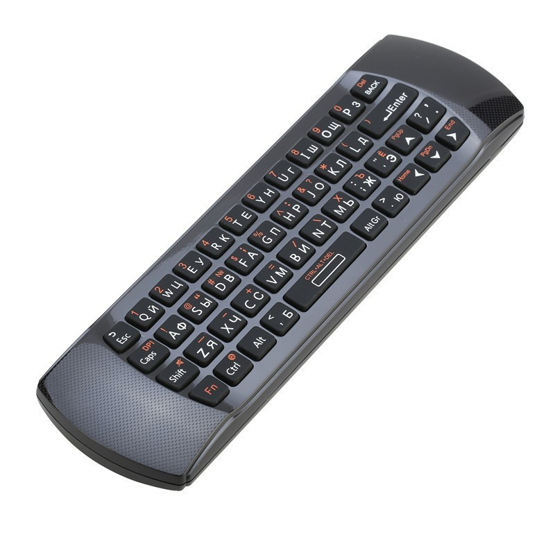 Original Russian Rii i25 Keyboard 2.4G Mini Wirless Keyboards With Air Fly Mouse High Quality For PC HTPC Smart Android TV Box04