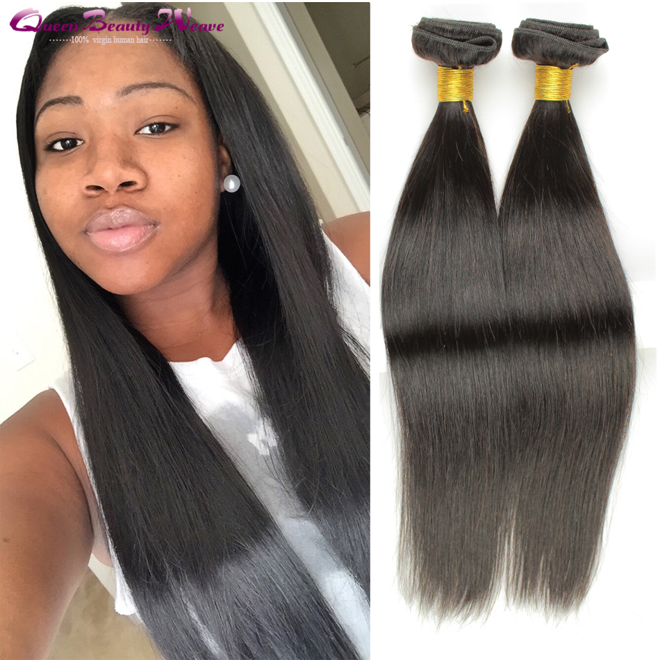 6A Top Quality Peruvian Virgin Hair Straight 4pcs Double Weft Tissage Peruvian Queen Beauty Weave Co.Ltd Selling Products Online(China (Mainland))