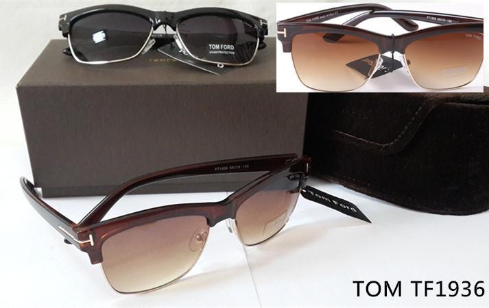 2015 nova lady oculos de sol de Tom retro metal frame Sunglasses homens Ford designer oculos de sol para enviar gratis frete(China (Mainland))