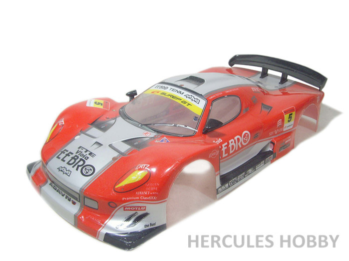 RC Body 1:10 PVC Painted 200mm Width RC Car Body Shell 1/10 On-road Drift Touring(China (Mainland))