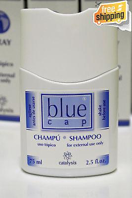 Blue Cap Shampoo PSORIASIS,SEBORRHEIC DERMATITIS ECZEMA Beats Nizoral ~~~(China (Mainland))
