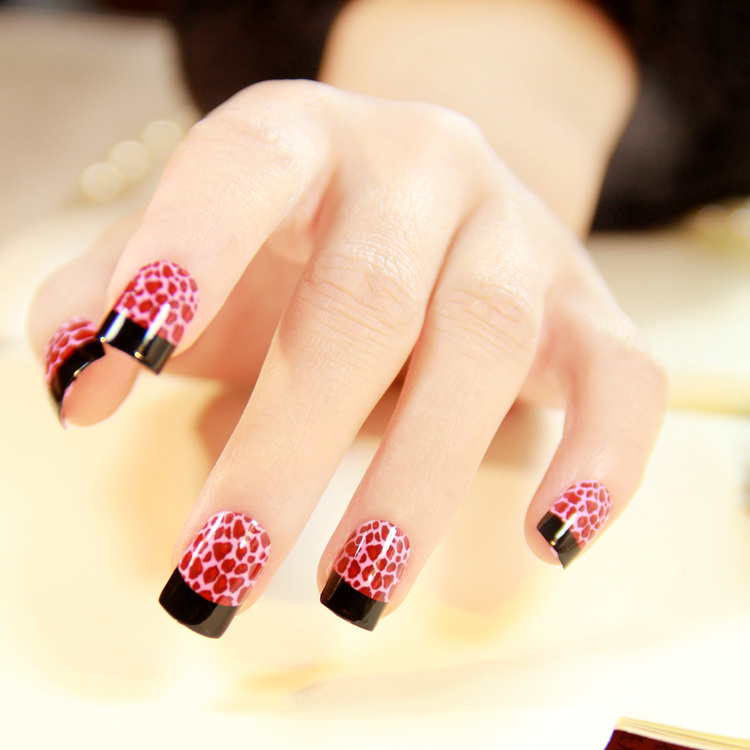 Peerless let you HOLD live audiences single day over the small leopard! A short section of the fake fingernails<br><br>Aliexpress