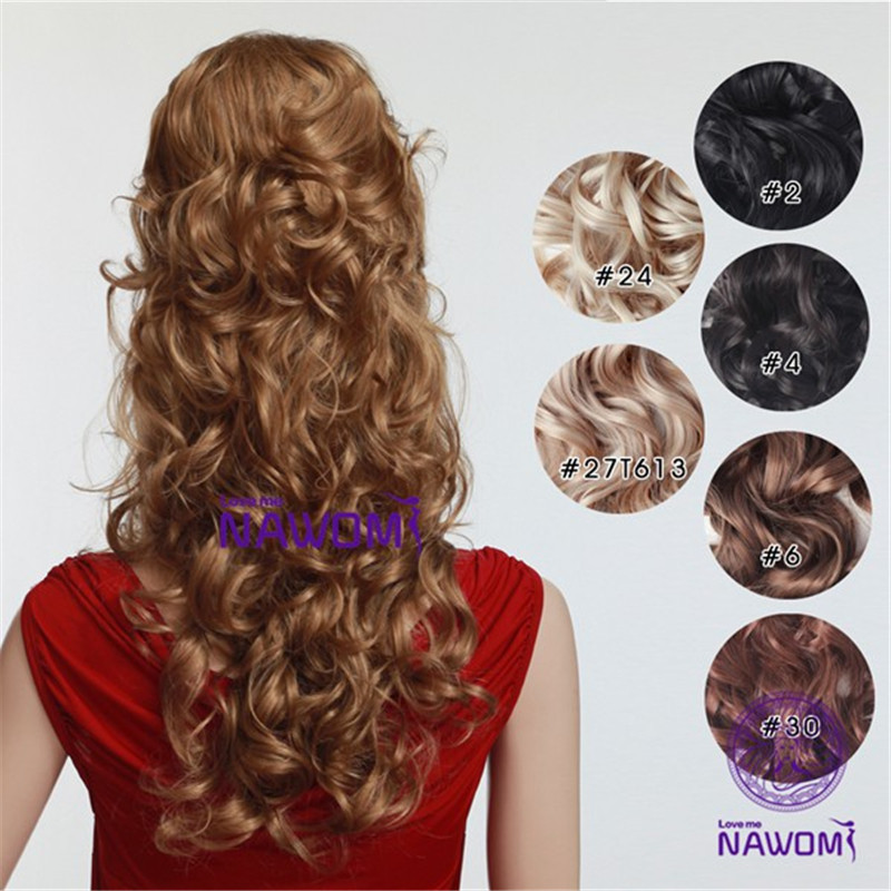 Whole Head Hair Extensions 84