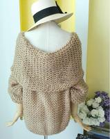 Женский пуловер Brand New JumperZFC318 Sweaters 2014 Women Fashion