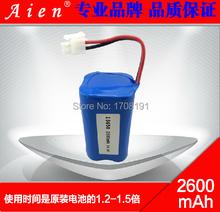 С вилкой 18650 аккумулятор 14.8 В 2600 мАч литий-ионный аккумулятор для развертки сокровище cr130, V780