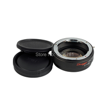 Buy Zhongyi Focal Reducer Speed Booster Lens Adapter Suit Contax -NEX Sony E Mount NEX C3 NEX-3 A5000 NEX-VG10 NEX-VG20 for $125.50 in AliExpress store
