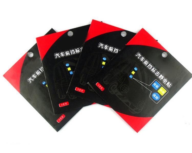 Автомобильные держатели наклеек из Китая