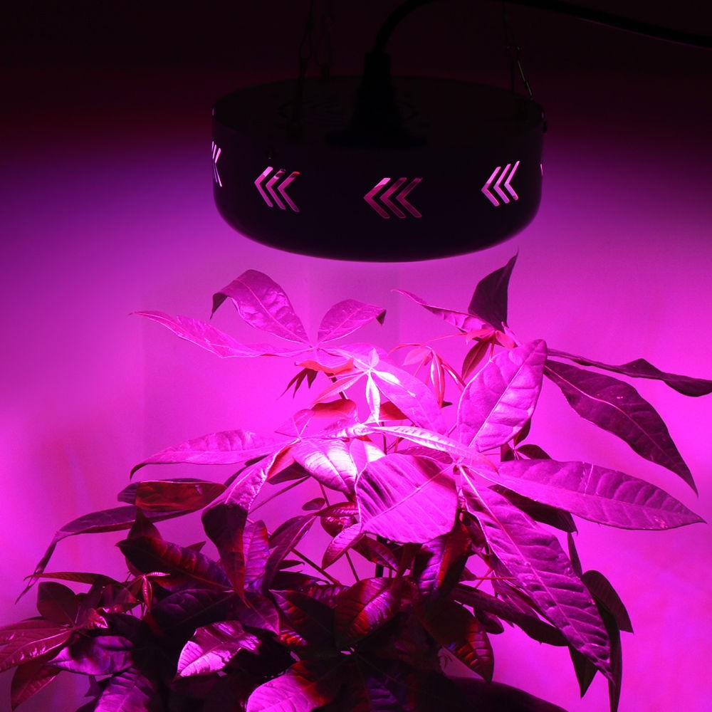 1pcs ufo 150w led grow light uv ir white 660nm aquarium. Black Bedroom Furniture Sets. Home Design Ideas