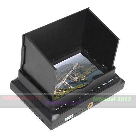 Аксессуары для фотостудий FEELWORLD FPV500A 5/800 480 TFT LCD
