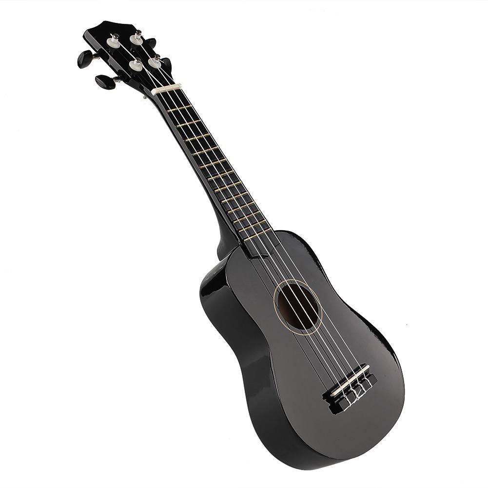 Mini Professional Vintage 21 Acoustic Soprano guitar Ukulele Musical Instrument school Music learner