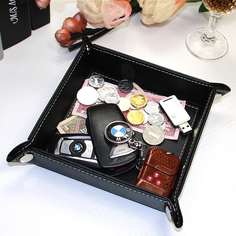 Creative cortex disc change key storage box storage box fashion household items Decoration free shipping(China (Mainland))