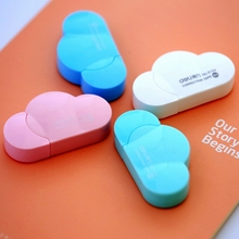 5mm X 5m Deli Cute Kawaii Cloud Mini Small Correction Tape Korean Sweet Stationery Novelty Office Kids School Supplies Children(China (Mainland))